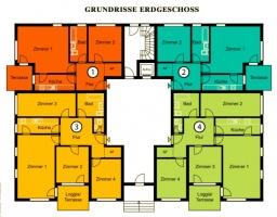 ברלין, 2 חדרים חדרים, ,1 Bathroomחדרי רחצה,דירה,למכירה,1091